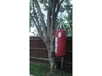 Punchbag (2ft) Includes additional hanging Chain ** £15