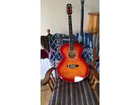 lorenzo acoustic guitar