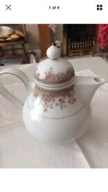 Noritake morning jewel rare teapot
