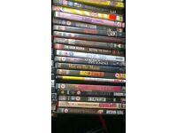DVDs JOBLOT or SINGLE