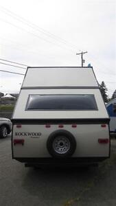 2017 Forest River Rockwood Tent Campers A122S Comox / Courtenay / Cumberland Comox Valley Area image 6