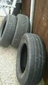 Van tyres