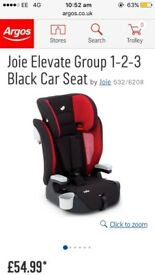 X2 car seats good clean condition
