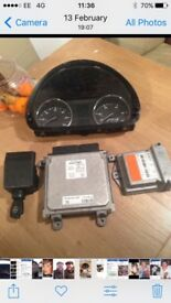Mercedes Sprinter ECU set 2013