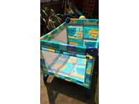 Graco Travel Cot in lovely condition
