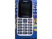 Thompson or Alcatel colour Sim Free Mobile Phone Brand new