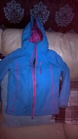 Girls Trespass coat