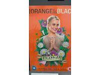 orange is the new black dvd boxset