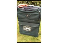 Antler Suitcase brand new - expandable, large, wheeled luggage case
