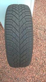 Set of winter tyres
