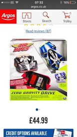 Air Hogs Zero Gravity Remote Control Car