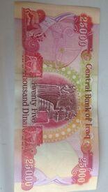 NEW IRAQI DINAR INVESTMENT