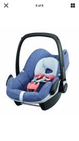 Maxi Cosi Pebbles Child Car Seat