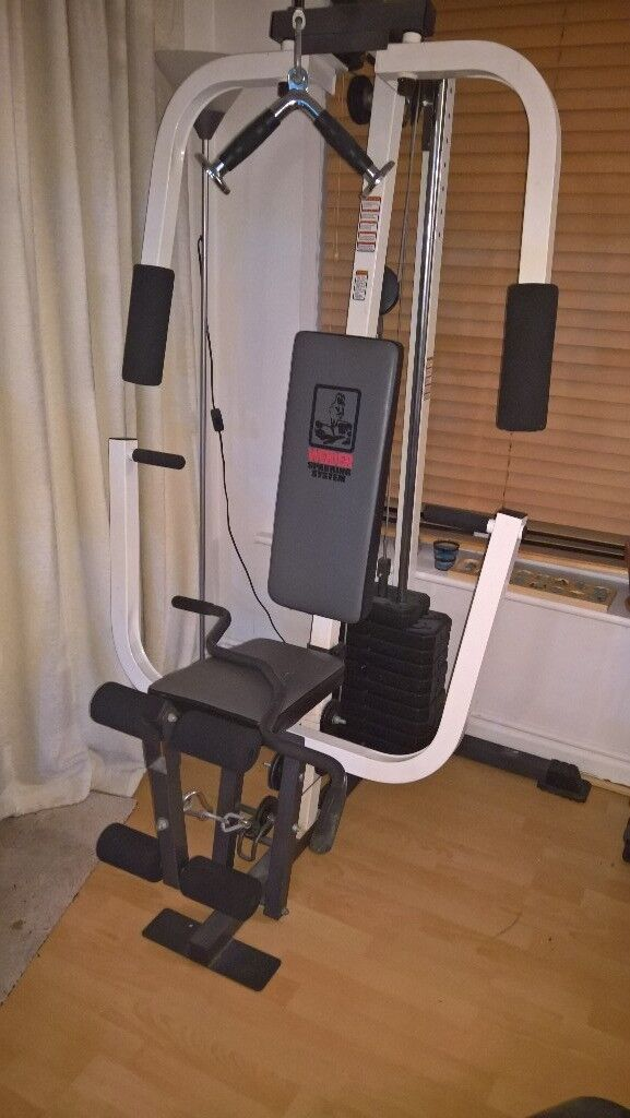 Weider sparring system multi gym in copmanthorpe north