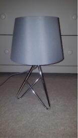John Lewis lamp and shade