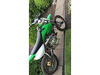 110cc pit bike not perfect