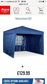 Brand new waterproof large gazebo