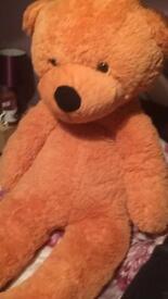 Giant brand new teddy bear