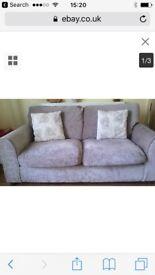 Three seat sofa and two seat sofa