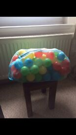 Replacement ball pit balls