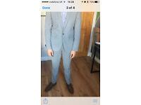 2 mens suits