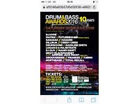 Drum and Base Awards 2016
