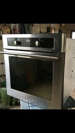 Dishwasher/oven and hob for sale