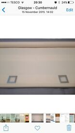 Modern blinds. - excellent condition