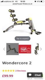 Wonder core gym