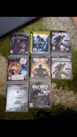 Psp3 games