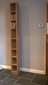 Shelving tower/unit for Dvd/CDs