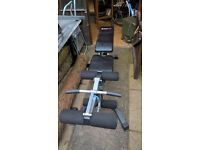 Body Max Exercise Weights Weight Lifting Bench