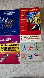 Physical Education and Sports Science Text Books for A Level