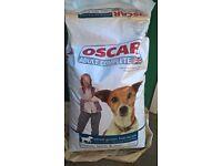 Oscar dog food Maize, Lamb and Rice 15kg