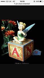 Jim shore tinkerbell trinketbox
