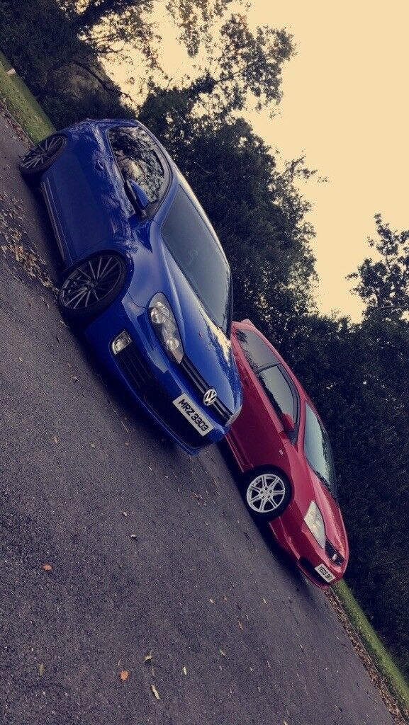 Mk6 golf 1 of colour (can come cheaper without wheels)