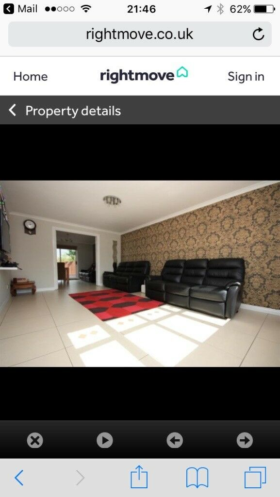 6 bed room detached house for sale.please contact Robert ,Ross estates 07852346626