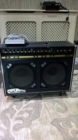 carlsbro stingray professional amp.