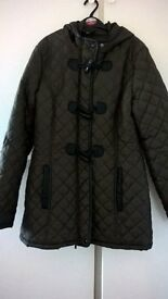 woman coat (waterproof) size 12