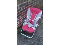 Maclarens baby rocker / bouncer seat