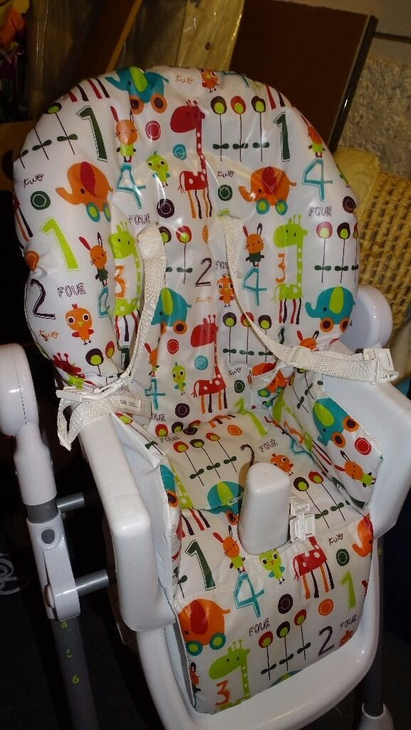 Mamas And Papas Snax Highchair Jamboree In Hethersett Norfolk Gumtree
