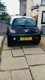 Black Vauxhall Adam Glam