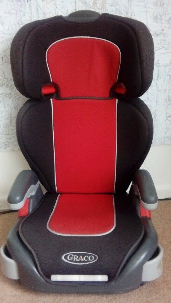 GRACO Car Seat Red And Black