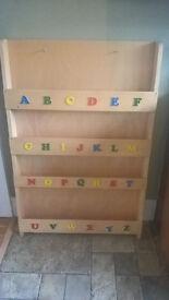 abc childrens bookcase