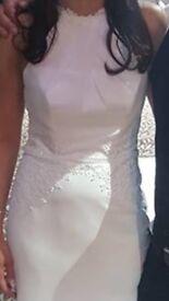 Cabotine wedding dress size 10