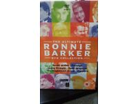 12 Box Set of Ronnie Barker DVD's