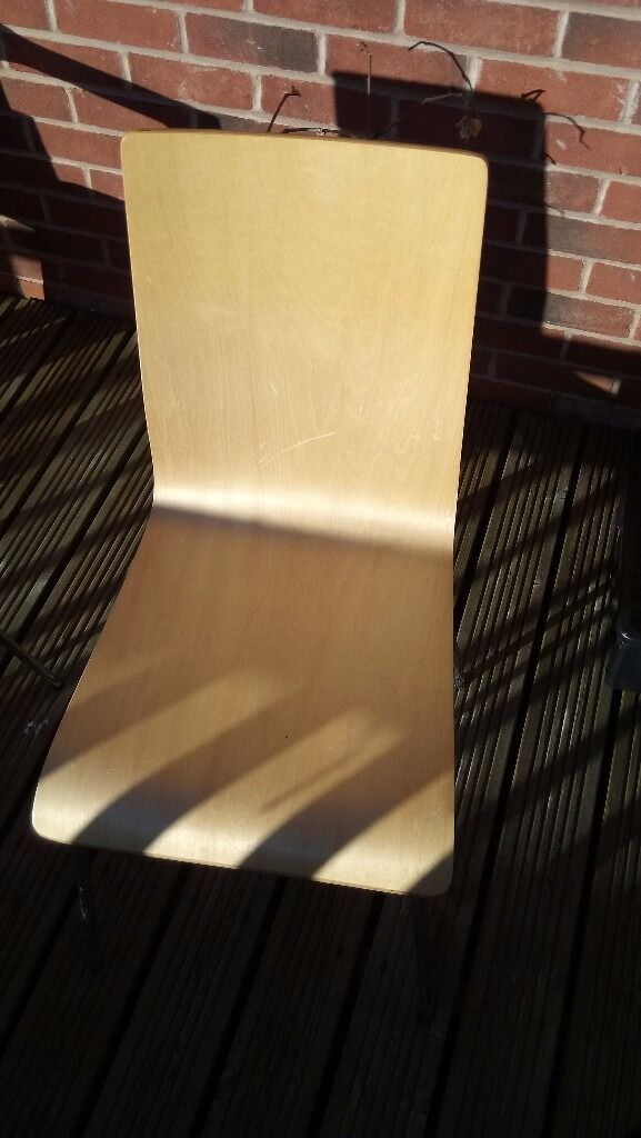 3 kitchen chairs