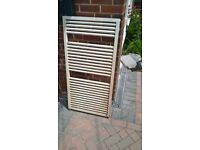 old radiator / towel rail