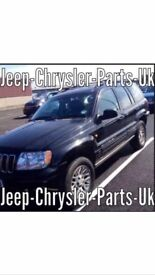 Jeep Grand Cherokee 2.7crd breaking all models and colours