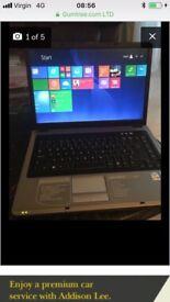 Laptop window 7